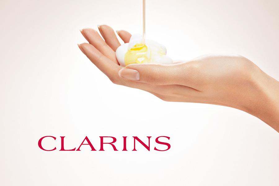 Clarins Gold Salon Specials