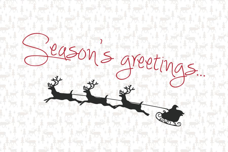 festive season...